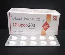 Ofloxacin 200mg   Ornidazole 500mg Tablet