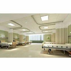 Hospital Room Interior Designing Services