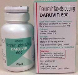 Daruvir 600mg tablet