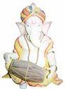 Ganesh Mural Painting