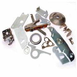 Textile Machinery Sheet Metal Parts