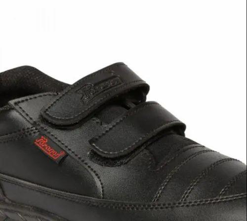 Paragon Kids Black School Shoes, Size