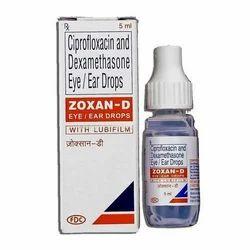 Allopathic Eye and Ear Drop, Bottle Size: 30 mL