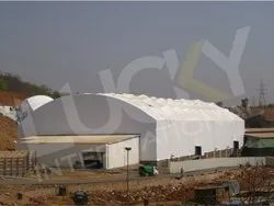 Tensile Structure For Warehouses