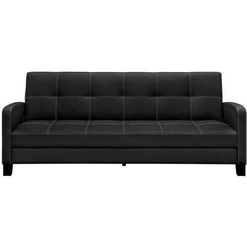 Peachy Dhp Delaney Futon Couch Sofa Sleeper Inzonedesignstudio Interior Chair Design Inzonedesignstudiocom