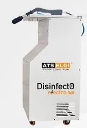 Electrostatic Disinfectant Sprayer, Model Name/Number: Disinfecto 360