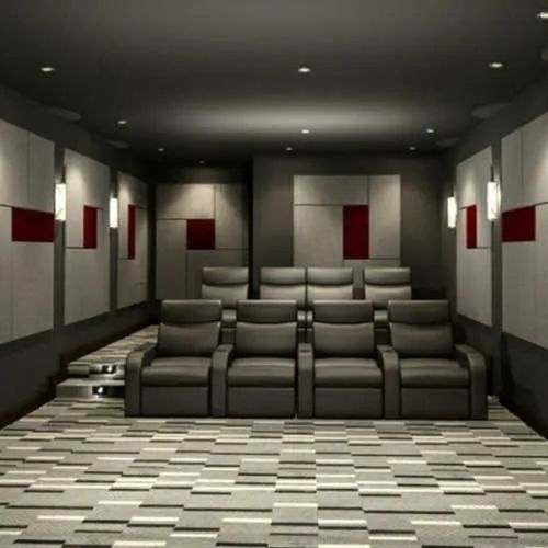 Home Theater Acoustic Panel
