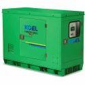 15 Kva Koel Igreen Generator Set, Engine Power: 21.5hp