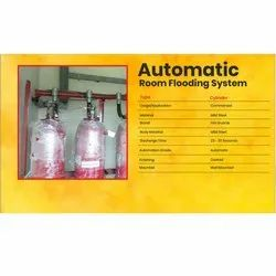 Automatic Room Flooding System