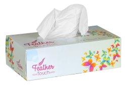 White Facial Tissue Paper, for CAR, 25GSM