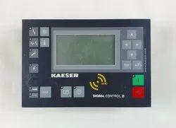 Kaeser control panel