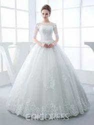 Western Bridal Dress