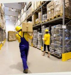 Logistics Worker Service