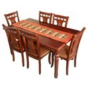 Jacquard Silk Dining Table Runner 109