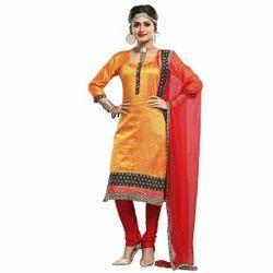 a20996ce63 Churidar Salwar Kameez in Kolkata, West Bengal | Churidar Salwar ...