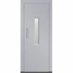 Side opening SS, MS Avira Elevator Doors, Steel Swing