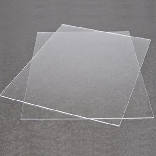 White Transparent Petg Sheet 1 15mm Rs 200 Kilogram