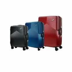 Polycarbonate Premium Luggage Bag, For Travelling