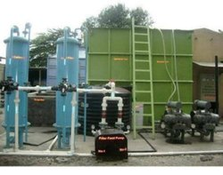 ETP WASTE WATER TREATMENT PLANT