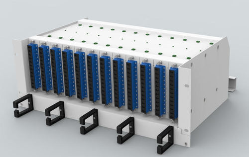 4 unit for 144 Core Optical Distribution Frame (ODF) at Rs 26700/number | Fiber  Optic Distribution Frame | ID: 17680524788