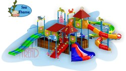 Water Play System With Sea Theme
