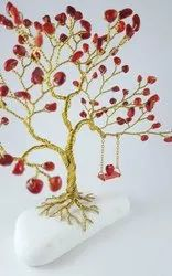 Gemstone Artificial Tree