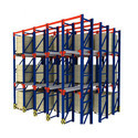 Drive in Drive Thru Racking System