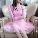 Imported Short Midi Dress