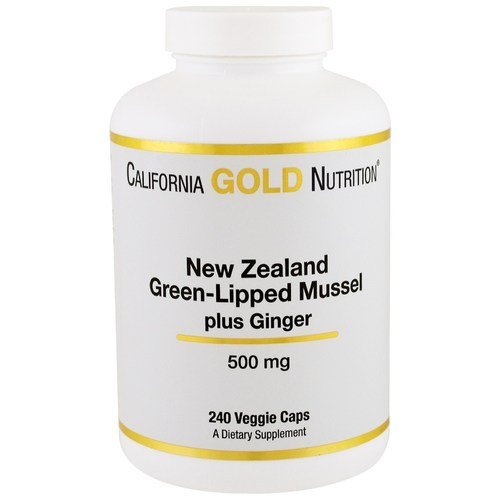 51d86a6b4 California Gold Nutrition New Zealand Green-Lipped Mussel at Rs 5500 ...