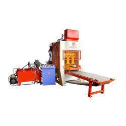 Fly Ash Brick Making Machine Fully Automatic, SK/10 Blocks