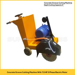 Road Concrete Cutting Machine