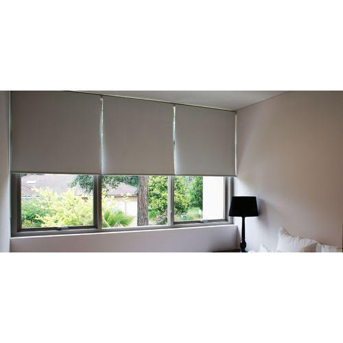 PVC White Fancy Window Roller Blind
