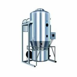 Stainless Steel Fluidized Bed Dryer, Automation Grade: Semi-Automatic, Capacity: 30 - 500 Kg