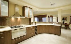 Commercial Sleek Modular kitchen