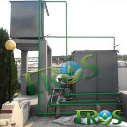 Automatic Hotels And Resorts Sewage Treatment Plant
