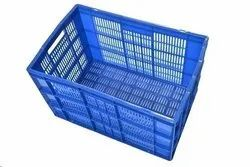 Fruits Storage Plastic Crate