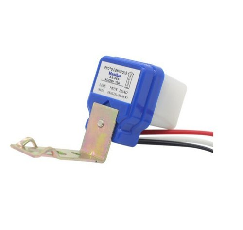 Manhua 10 A Day Night Ldr Photocell Sensor Switch For Street Light Model No As 10 220 V 240v Rs 110 Piece Id 18744257862