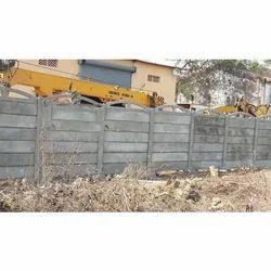 Plots Compound Wall