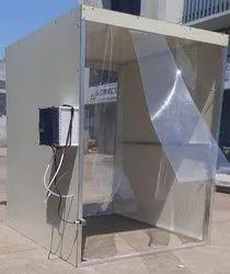 Portable Sanitizing Booth