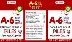 Alam A- 6 Piles Capsules, Box, Prescription