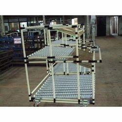 FIFO Roller Rack System