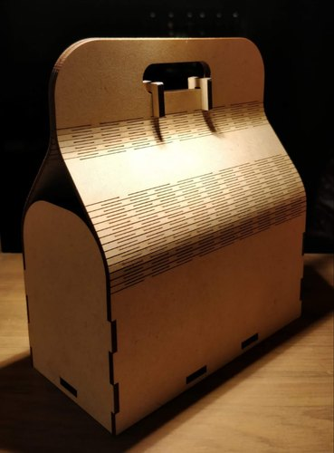 Wood Corporate Gift Box