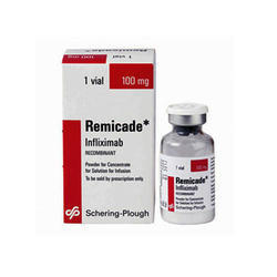 Remicade 100 mg inj Infliximab