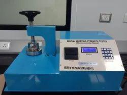 Single Head Bursting Strength Tester Digital Model