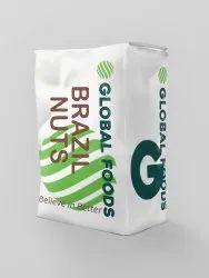 GLOBAL 365 BRAZIL NUT, Packaging Type: Bag, Packaging Size: 20 Kg