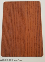 Wooden ACP Partition Panels