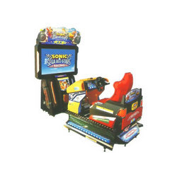 Sonic Attack Arcade Game