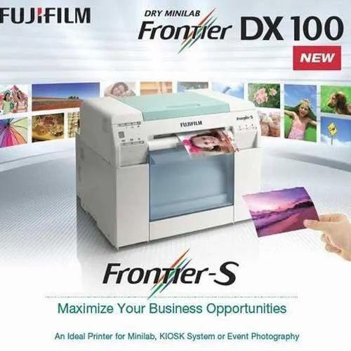 Fujifilm Frontier-S DX100 Fast Inkjet Photo Printer