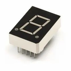 Seven Segment Bi Colour Display Single Digit