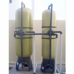 Industrial Water Softeners Plant